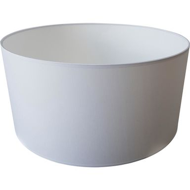 Abażur 9978 walec 50 x 25 cm tkanina biały E27 TK LIGHTING
