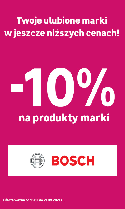 Bosch -10%