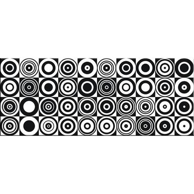 Dekor ELEMENT NEGATIVE  20 X 50 ALFA-CER