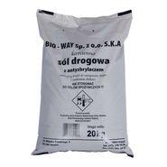 Sól drogowa 20 kg
