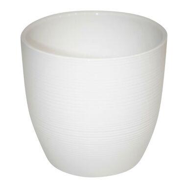 Doniczka ceramiczna 18 cm biała EMI ESME CERAMIK