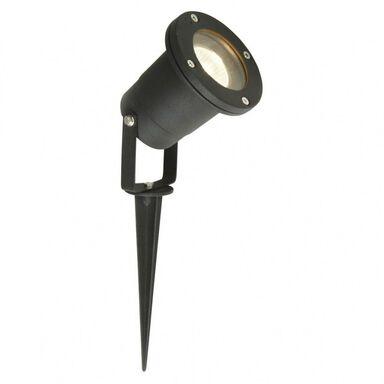 Reflektor ogrodowy ADA IP44 czarny aluminium GU10 INSPIRE