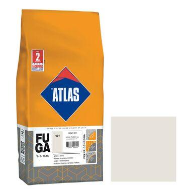 Fuga cementowa 001  biały  5 kg ATLAS