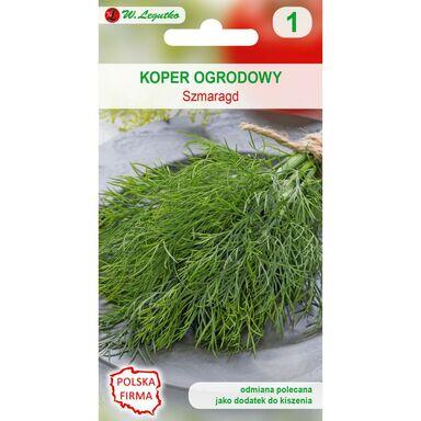 Nasiona warzyw SZMARAGD Koper ogrodowy W. LEGUTKO