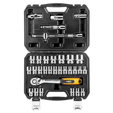 Zestaw kluczy nasadowych 08-662 NEO