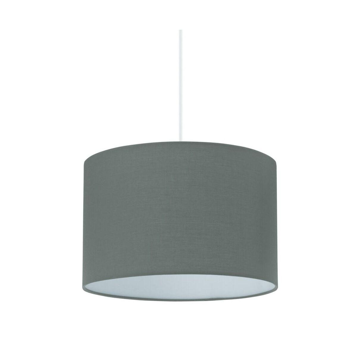 Lampa wisząca SITIA szara E27 INSPIRE