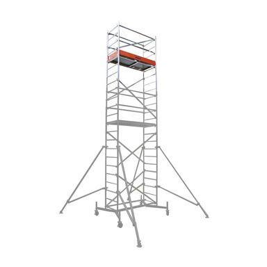 Druga kondygnacja rusztowania CLIMTEC 7 m KRAUSE