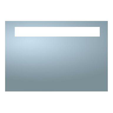 Lustro łazienkowe z oświetleniem wbudowanym PALIO POZIOM 80 x 60 VENTI