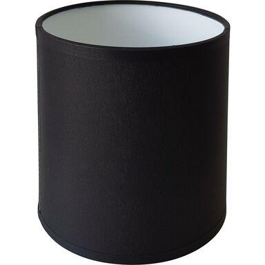 Abażur 9966 walec 20 x 16 cm tkanina czarny E27 TK LIGHTING