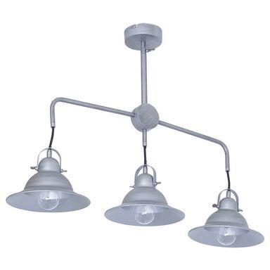 Lampa wisząca STEPHANSON nikiel E27 INSPIRE