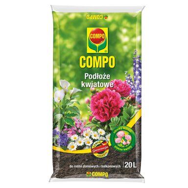 Podłoże kwiatowe 20 l COMPO