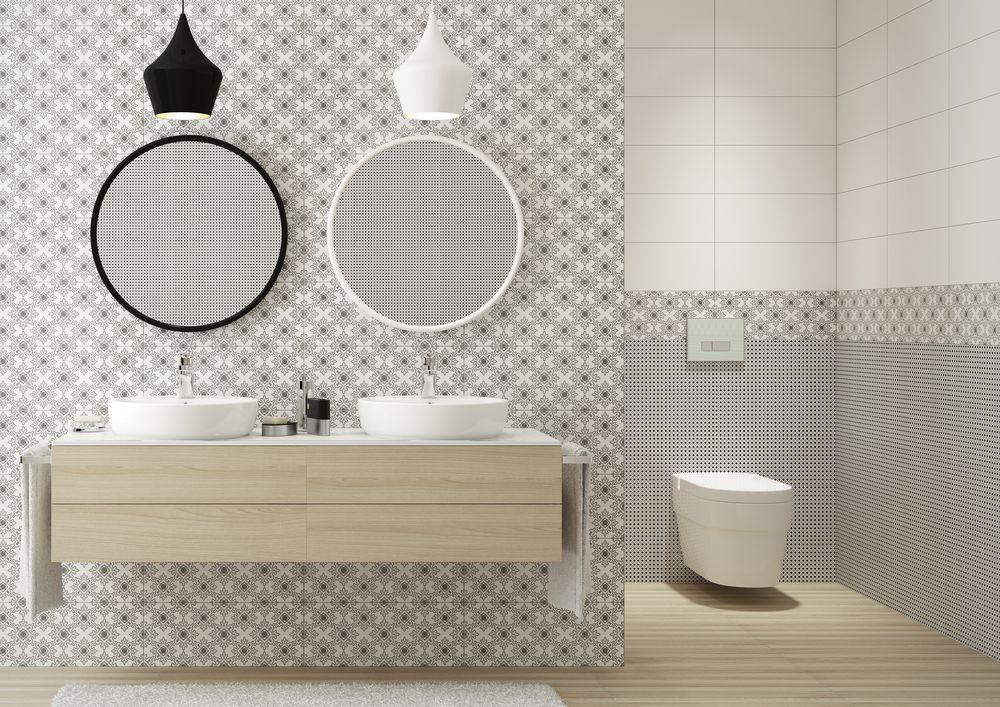 Płytki łazienkowe Promocje I Okazje W Sklepach Leroy Merlin