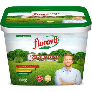Nawóz do trawnika 8 kg SZYBKI EFEKT FLOROVIT