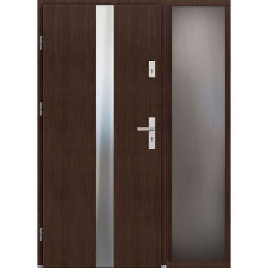 Drzwi wejściowe ARRAS Z DOSTAWKA PRZESZKLONA ELPREMA