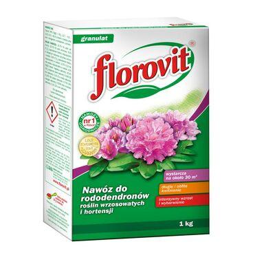 Nawóz do rododendronów, wrzosów i hortensji 1 kg FLOROVIT