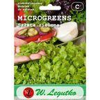 Sałata microgreens W. LEGUTKO