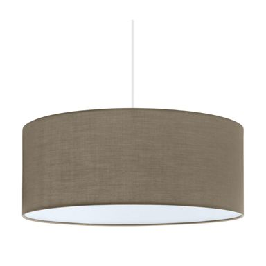 Lampa wisząca SITIA śr. 48 cm taupe INSPIRE