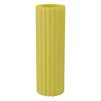Poliester falisty w rolce Żółty 2 x 30 mb