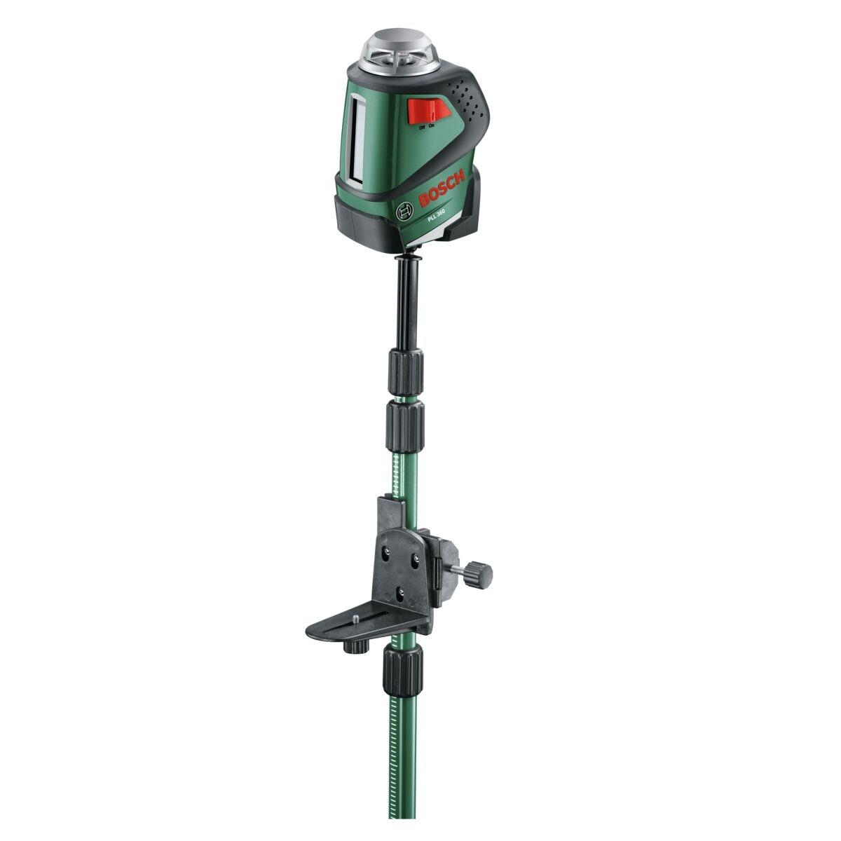 Poziomnica Laserowa Pll 360 Tp 320 Bosch Urzadzenia Laserowe W Atrakcyjnej Cenie W Sklepach Leroy Merlin