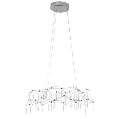Lampa wisząca Araneus chrom 3051 lm LED Nave