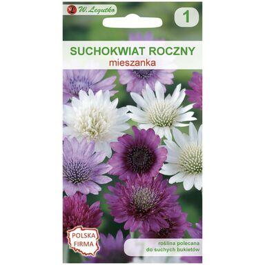 Nasiona kwiatów MIESZANKA Suchokwiat roczny W. LEGUTKO
