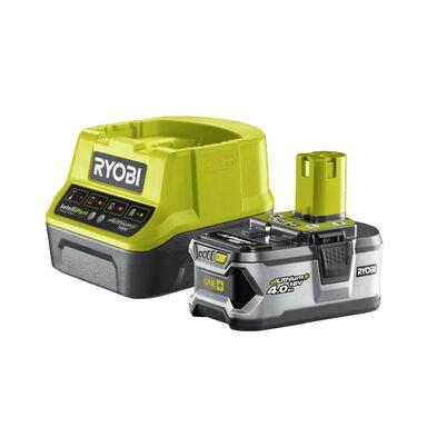 Zestaw akumulator i ładowarka RC18120-140 18V 4.0Ah ONE+ RYOBI