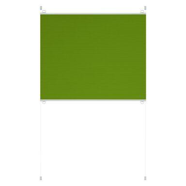 Roleta zaciemniająca plisowana THERMOLUX Zielona 44 x 90 cm Vidella