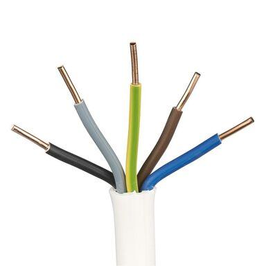 Przewód elektroenergetyczny YDY 450 / 750V 5 X 4 AKS ZIELONKA