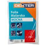 Folia malarska MOCNA dł. 5 m szer. 4 m DEXTER