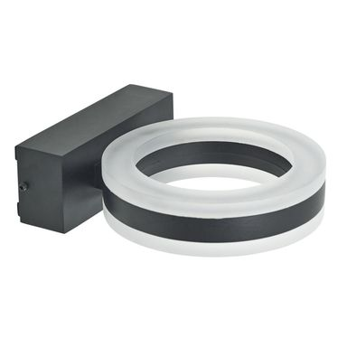 Kinkiet zewnętrzny SATURN IP54 aluminium LED INSPIRE