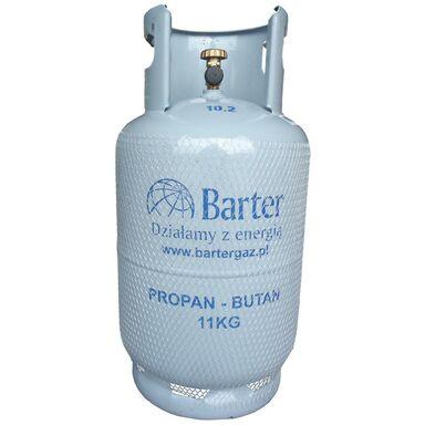 Gaz propan-butan 11 kg BARTER GAZ
