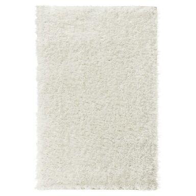 Dywan shaggy NEW TOUCH biały 117 x 170 cm