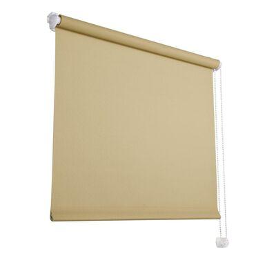 Roleta okienna ROCA 80.5 x 150 cm migdał