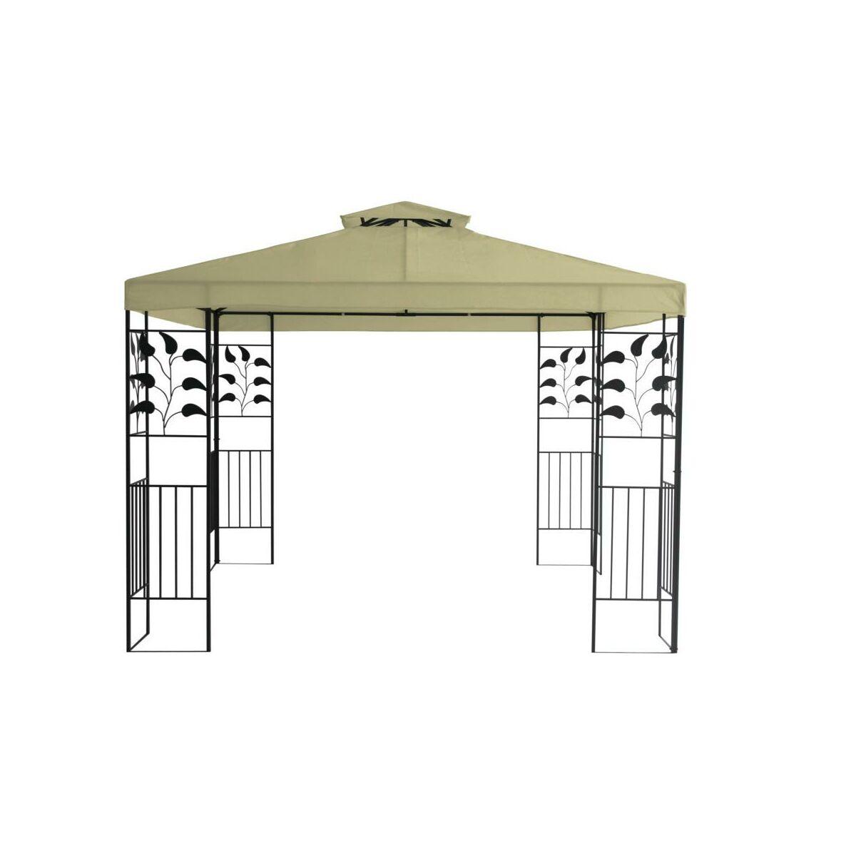 Pawilony ogrodowe pawilony parasole markizy w sklepach for Gazebo bianco leroy merlin