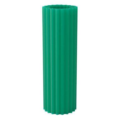Poliester falisty w rolce Zielony 2 x 30 mb