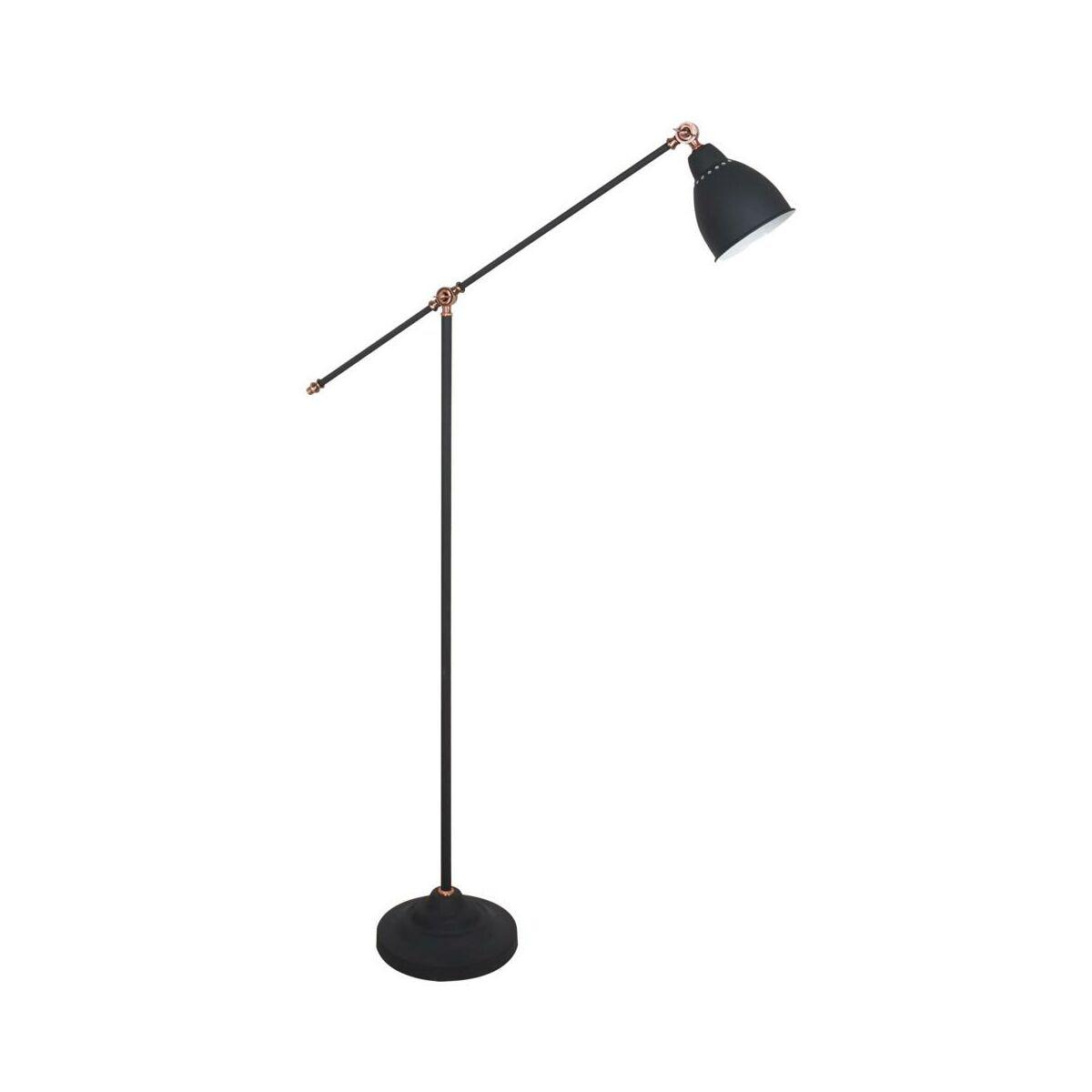 Lampa podłogowa SONNY czarna E27 ITALUX
