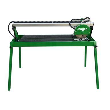 Elektryczna przecinarka do płytek ceramicznych TTD-FS 200-92 śr. tarczy 200 mm  HAGEN