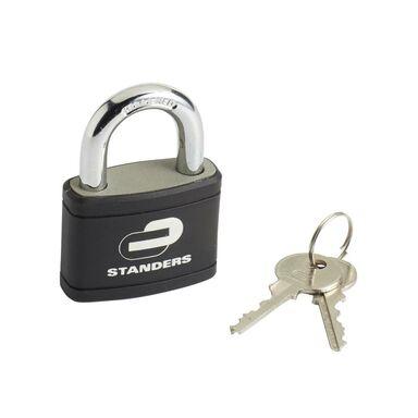 Kłódka z kluczem 54MM STANDERS
