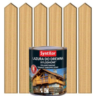 Lazura do drewna XYLODHONE HP 5 l  Bezbarwny SYNTILOR