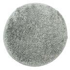 Dywan shaggy EVO jasnoszary okrągły śr. 60 cm