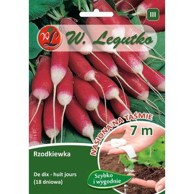 Rzodkiewka DE DIX- HUIT JOURS W. LEGUTKO