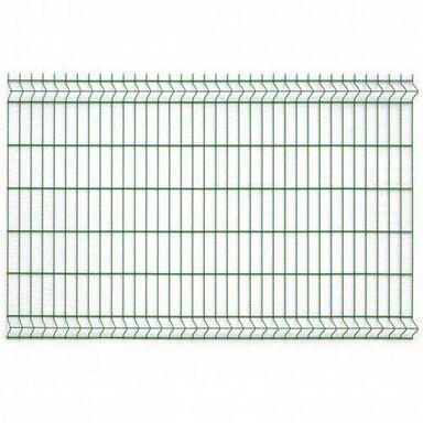 Panel ogrodzeniowy VERA 250 x 123 cm Zielony WIŚNIOWSKI