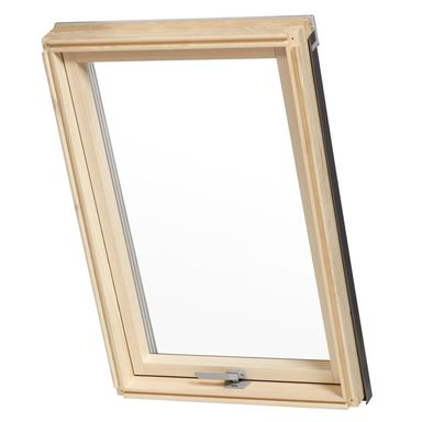 Okno dachowe 3-szybowe AAY M6A B1500 78 x 118 cm TYREM EXCELLENCE