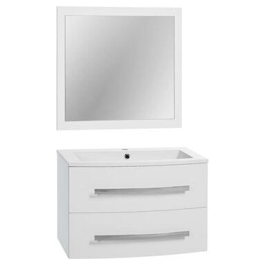 Zestaw szafka z umywalką i lustrem GALEA SENSEA