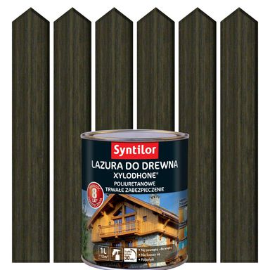 Lazura do drewna XYLODHONE HP 1 l  Wenge SYNTILOR