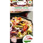 Papryka ostra HUNGARIAN YELLOW WAX HOT nasiona tradycyjne 0.5 g W. LEGUTKO