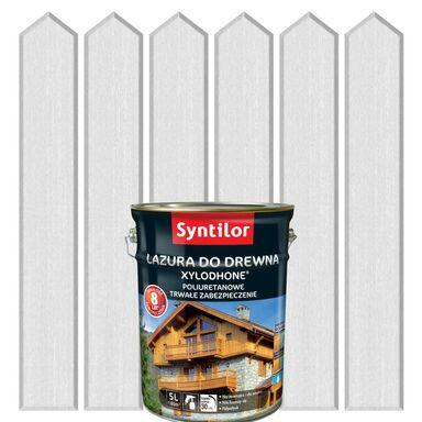 Lazura do drewna XYLODHONE HP 5 lBiały SYNTILOR