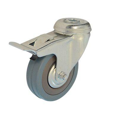 Zestaw jezdny z kołem 75 MM/50 KG STAHL