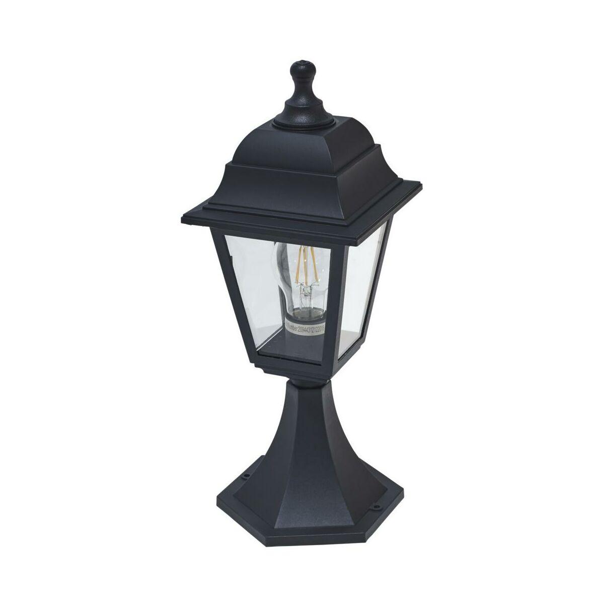 Lampa Ogrodowa Stojaca Sima Ip44 Czarna E27 Inspire Oswietlenie Ogrodowe Napieciowe W Atrakcyjnej Cenie W Sklepach Leroy Merlin