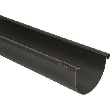 Rynna dachowa 100 mm Brązowa 4 MB MARLEY